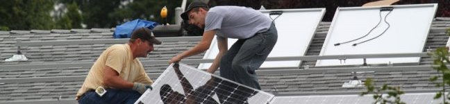 Solar Lease Installation