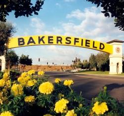 California top ten solar power cities - Bakersfield