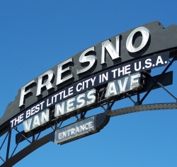 California top ten solar power cities - Fresno
