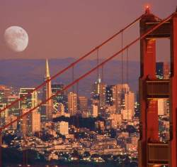 California top ten solar power cities - San Francisco