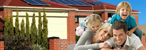 Save Money and the Environment with Home Solar Power